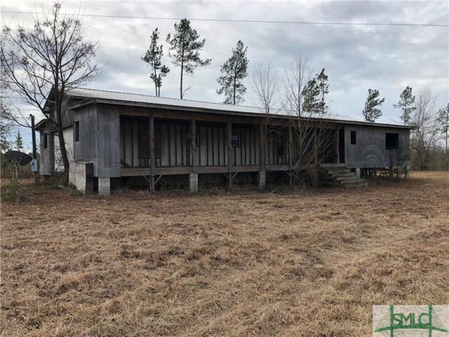 62 Wiregrass Road, SWAINSBORO, GA 30441 (MLS #203552) :: Coastal Savannah Homes