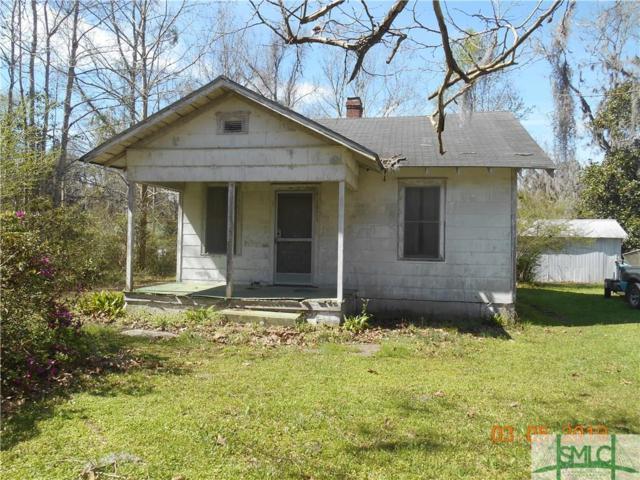 5303 Garrard Avenue, Savannah, GA 31405 (MLS #203560) :: Coastal Savannah Homes