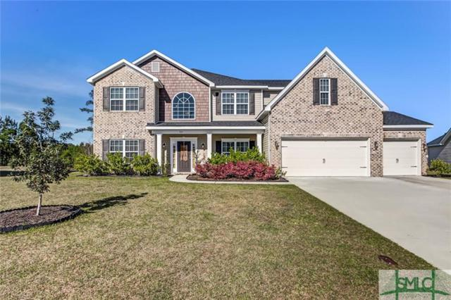50 Teal Lake Drive, Savannah, GA 31419 (MLS #203598) :: The Randy Bocook Real Estate Team