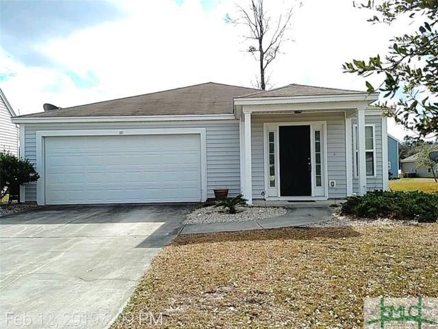 161 Old Pond Circle, Pooler, GA 31322 (MLS #203623) :: The Randy Bocook Real Estate Team