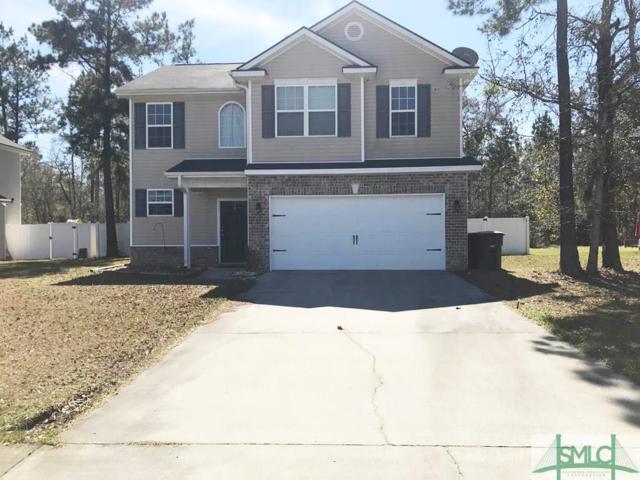 1221 Peacock Trail, Hinesville, GA 31313 (MLS #203639) :: Coastal Savannah Homes