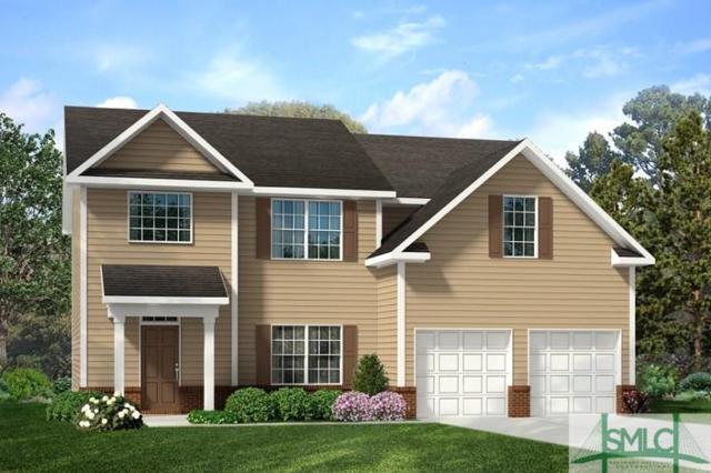 1909 Wiregrass Way NE, Hinesville, GA 31313 (MLS #203642) :: The Randy Bocook Real Estate Team