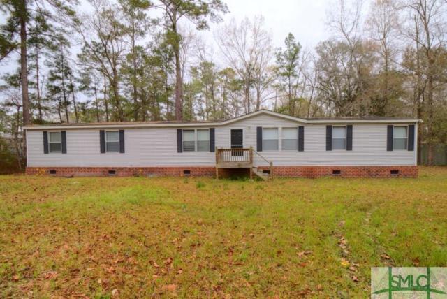 225 Green Oaks Court, Midway, GA 31320 (MLS #203643) :: Coastal Savannah Homes