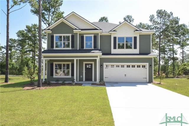 125 Whitebark Trail, Richmond Hill, GA 31324 (MLS #203648) :: Karyn Thomas