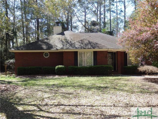 31 Marsh Hen Lane, Richmond Hill, GA 31324 (MLS #203655) :: Coastal Savannah Homes