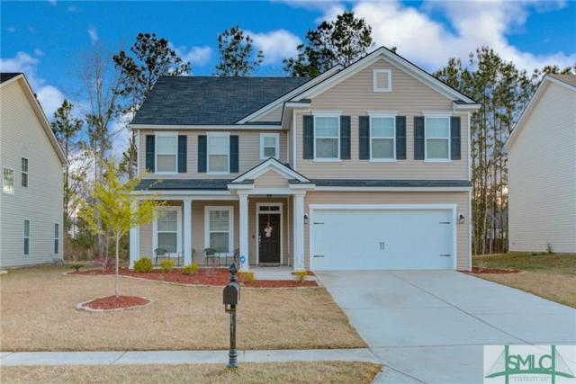 59 Melody Drive, Pooler, GA 31322 (MLS #203666) :: Karyn Thomas