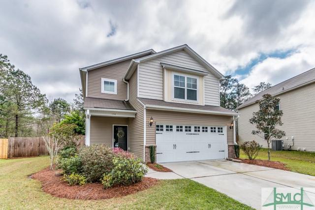 134 Hamilton Grove Drive, Pooler, GA 31322 (MLS #203704) :: The Randy Bocook Real Estate Team