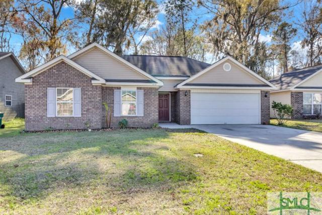 222 Fontenot Drive, Savannah, GA 31405 (MLS #203711) :: Coastal Savannah Homes