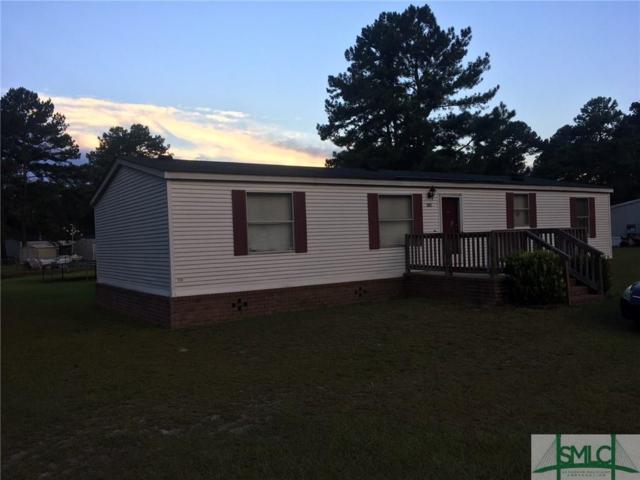 401 Hummingbird Lane, Springfield, GA 31329 (MLS #203719) :: Coastal Savannah Homes