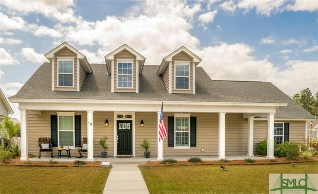 19 Gresham Lane, Savannah, GA 31419 (MLS #203734) :: The Randy Bocook Real Estate Team
