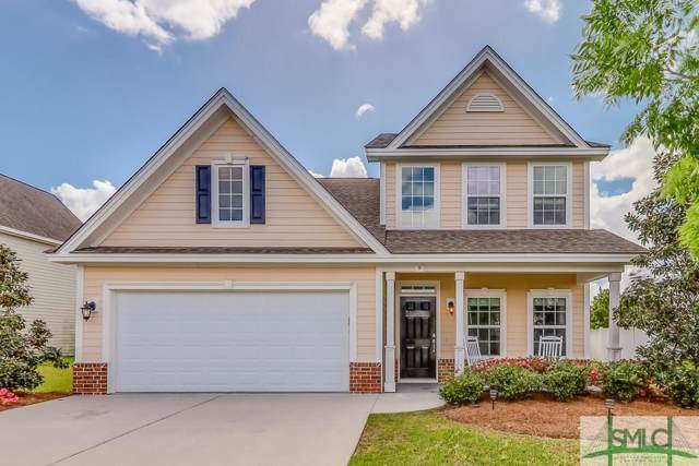 9 Cross Gate Court, Pooler, GA 31322 (MLS #203735) :: Coastal Savannah Homes
