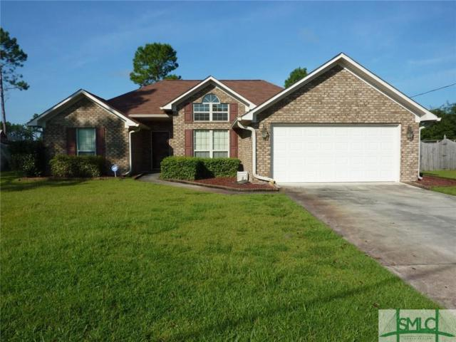 127 Burnt Pines Road NE, Ludowici, GA 31316 (MLS #203743) :: Coastal Savannah Homes
