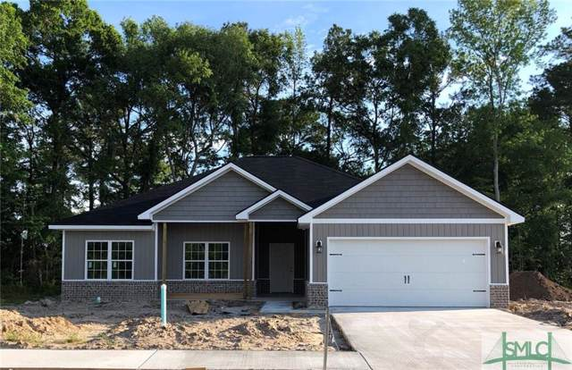 300 Fairview Circle, Hinesville, GA 31313 (MLS #203744) :: The Randy Bocook Real Estate Team