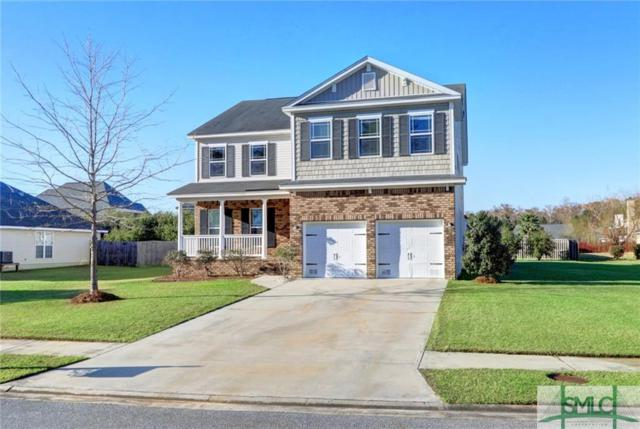 65 Patriot Drive, Richmond Hill, GA 31324 (MLS #203747) :: Coastal Savannah Homes