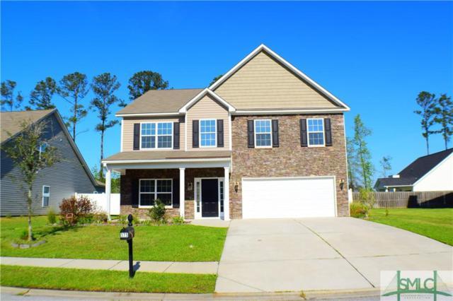 375 O'hara Drive, Richmond Hill, GA 31324 (MLS #203752) :: The Randy Bocook Real Estate Team