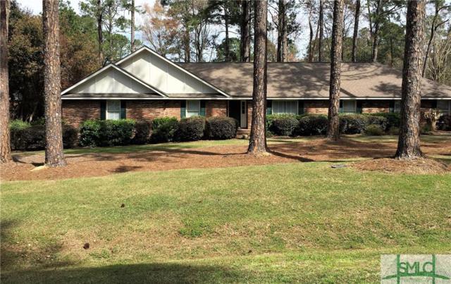 104 Pine Bluff Drive, Statesboro, GA 30458 (MLS #203758) :: Karyn Thomas