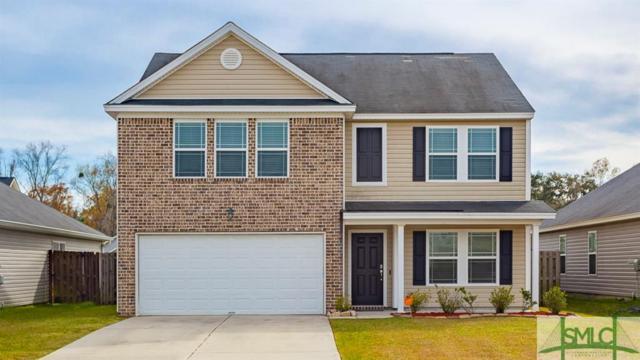 24 Noble Jones Court, Port Wentworth, GA 31407 (MLS #203761) :: The Randy Bocook Real Estate Team