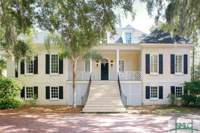 6 Land Bridge Lane, Savannah, GA 31411 (MLS #203784) :: Coastal Savannah Homes