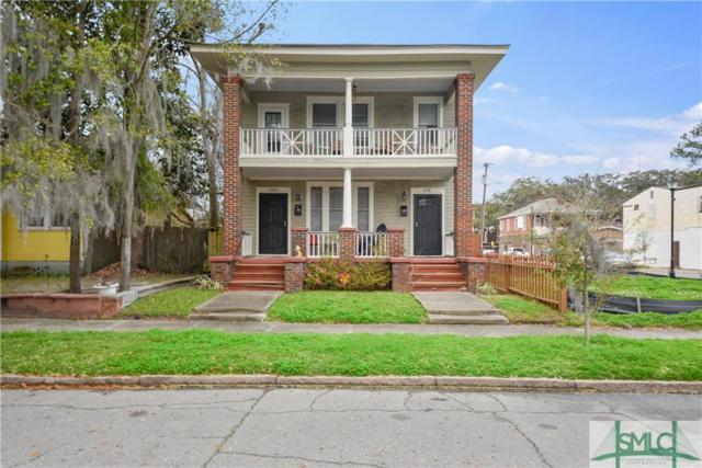 1020 E 31st Street, Savannah, GA 31401 (MLS #203800) :: Coastal Savannah Homes