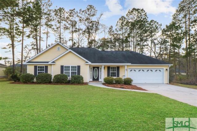 58 Barksdale Drive, Rincon, GA 31326 (MLS #203802) :: The Arlow Real Estate Group