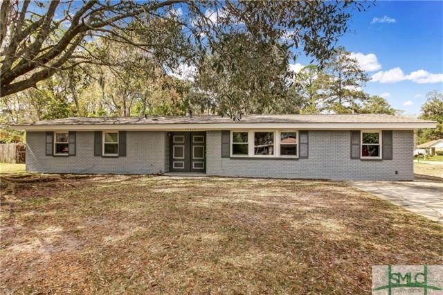 12470 Northwood Road, Savannah, GA 31419 (MLS #203811) :: Coastal Savannah Homes