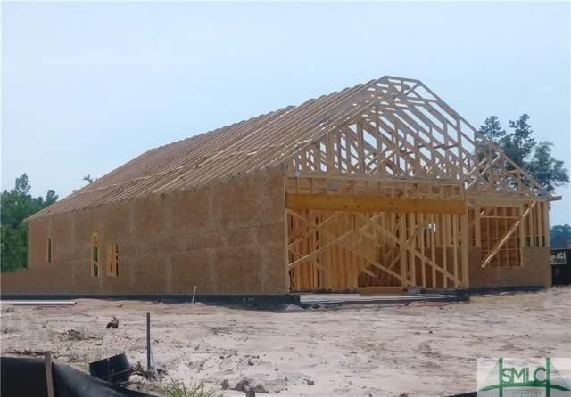 626 Majestic Drive, Guyton, GA 31312 (MLS #203820) :: Coastal Savannah Homes