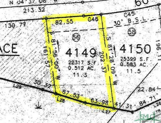 56 Islanders Retreat, Savannah, GA 31411 (MLS #203821) :: Coastal Savannah Homes
