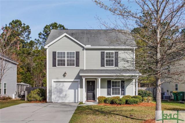 324 Winchester Drive, Pooler, GA 31322 (MLS #203836) :: Coastal Savannah Homes