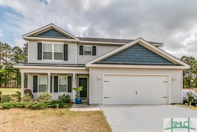 125 Frank Edwards Road, Ellabell, GA 31308 (MLS #203845) :: The Randy Bocook Real Estate Team