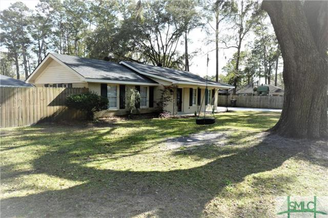 12 Drake Drive, Savannah, GA 31406 (MLS #203862) :: Karyn Thomas