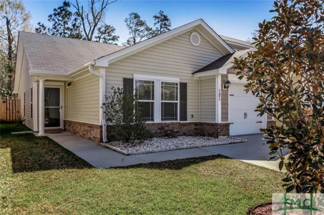 121 Chapel Lake S, Savannah, GA 31419 (MLS #203864) :: Teresa Cowart Team