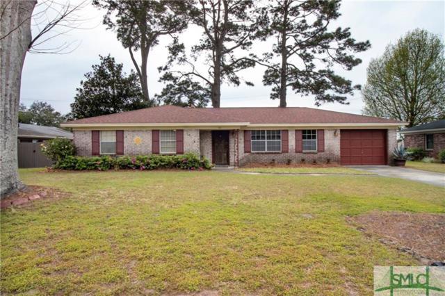 711 Dyches Drive, Savannah, GA 31406 (MLS #203866) :: Coastal Savannah Homes