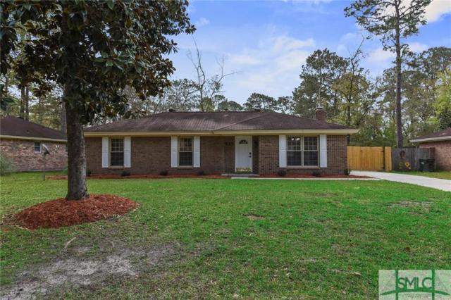 205 Westminister Road, Savannah, GA 31419 (MLS #203906) :: Coastal Savannah Homes