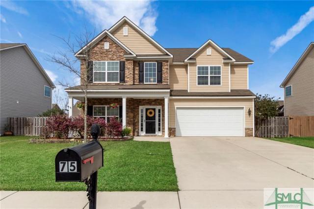75 Chestnut Oak Drive, Richmond Hill, GA 31324 (MLS #203907) :: The Randy Bocook Real Estate Team