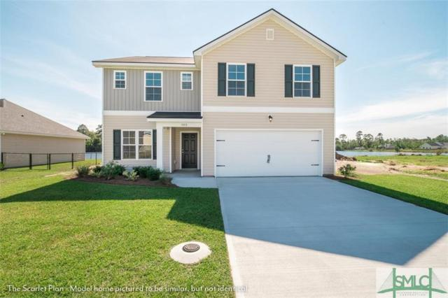 232 Sterling Drive, Rincon, GA 31326 (MLS #203914) :: The Arlow Real Estate Group