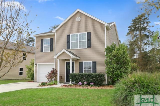 42 Hamilton Grove Drive, Pooler, GA 31322 (MLS #203917) :: The Randy Bocook Real Estate Team