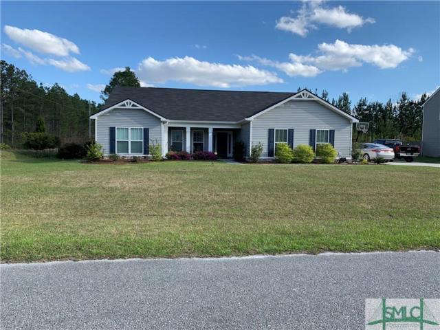 101 Cedar Ridge Drive, Guyton, GA 31312 (MLS #203927) :: Karyn Thomas