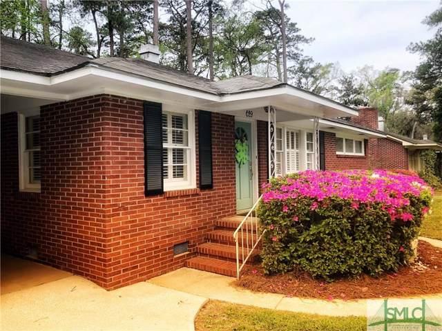 629 Mclaws Street, Savannah, GA 31405 (MLS #203949) :: Karyn Thomas
