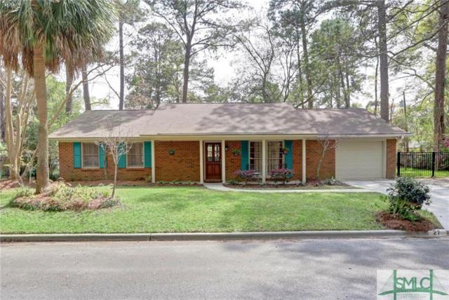 27 Dolan Drive, Savannah, GA 31406 (MLS #203974) :: Coastal Savannah Homes