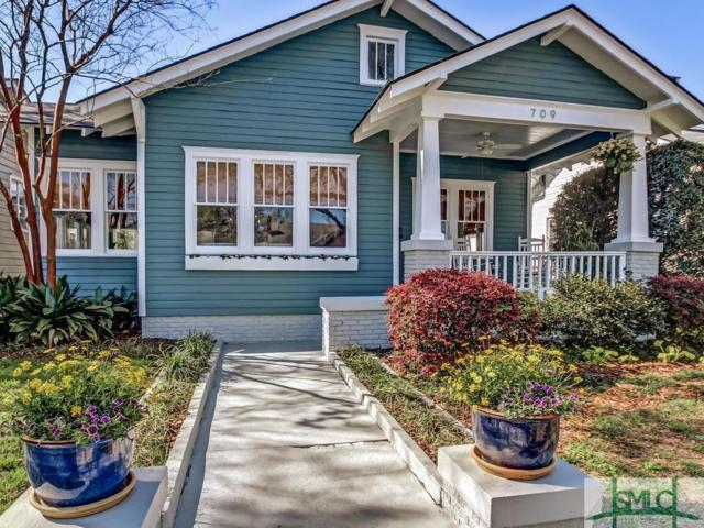709 E 49th Street, Savannah, GA 31405 (MLS #203983) :: Karyn Thomas