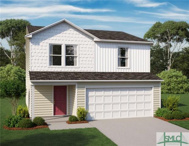138 Amber Mill Circle, Brunswick, GA 31525 (MLS #204029) :: Bocook Realty