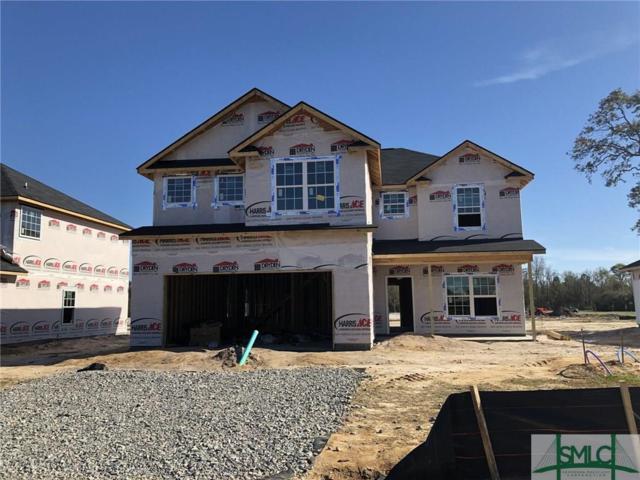 384 Alcott Circle, Hinesville, GA 31313 (MLS #204039) :: Coastal Savannah Homes