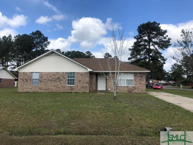 293 W Kenny Drive, Hinesville, GA 31313 (MLS #204042) :: Karyn Thomas
