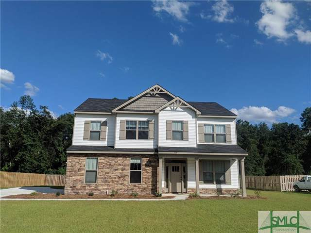 128 Summer Station Drive, Guyton, GA 31312 (MLS #204051) :: Karyn Thomas