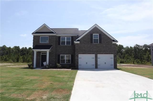 101 Red Rock Court NE, Ludowici, GA 31316 (MLS #204056) :: Coastal Savannah Homes