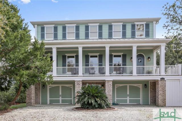 1014 Bay Street, Tybee Island, GA 31328 (MLS #204060) :: Coastal Savannah Homes