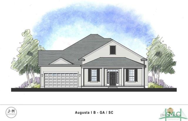 58 Crawford Lane, Richmond Hill, GA 31324 (MLS #204061) :: The Randy Bocook Real Estate Team