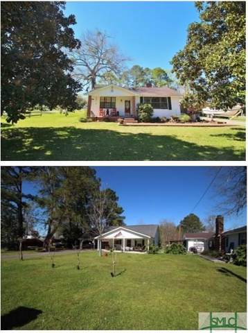 177 Spruce Street, Richmond Hill, GA 31324 (MLS #204083) :: Coastal Savannah Homes