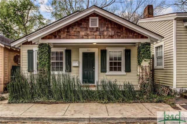 531 E 31St Street, Savannah, GA 31401 (MLS #204084) :: McIntosh Realty Team
