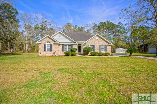 711 Sweet Hill Road, Richmond Hill, GA 31324 (MLS #204105) :: Coastal Savannah Homes